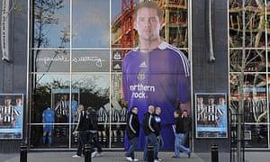 Newcastle's Michael Owen