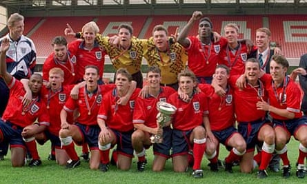 The Forgotten Story Of England S Class Of 93 England Under 21s The Guardian