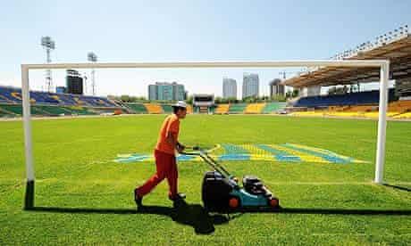Central Stadium, Almaty