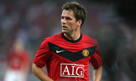 Michael Owen scored on his Manchester United debut against a Malaysia XI