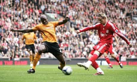 Fernando Torres first goal