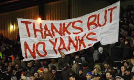 Anfield banner