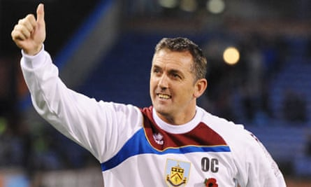 Owen Coyle, on way from Burnley to Bolton