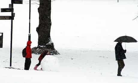 Snow Hillsborough