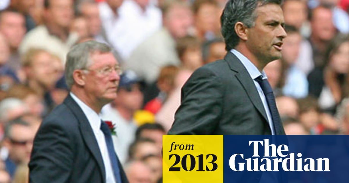Jose Mourinho Cried After Being Overlooked For Manchester United Job Football The Guardian