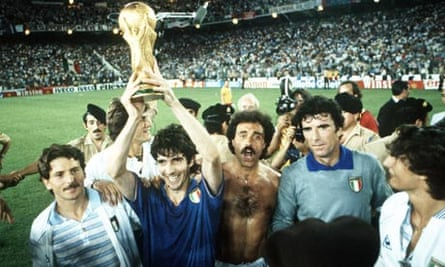 Italy, 1982 World Cup winners