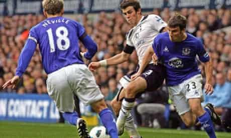 Gareth Bale & Phil Neville