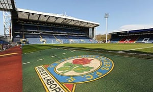 A general view of Ewood Park