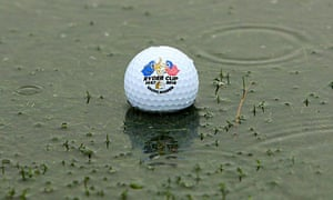 Golf - 38th Ryder Cup - Europe v USA - Day One - Celtic Manor Resort