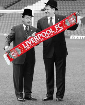 Liverpool's woes: Liverpool's woes