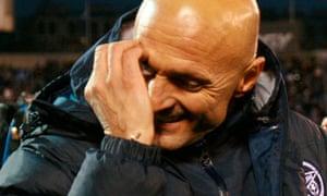 Luciano Spalletti, Zenit St Petersburg coach