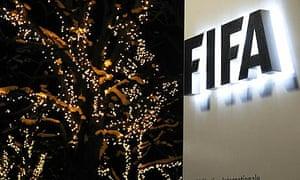 Fifa entrance