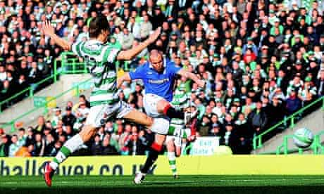 Celtic Rangers Play-off