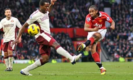 Anderson Manchester United