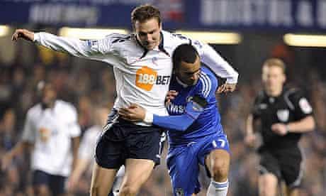 Matthew Taylor José Bosingwa Chelsea Bolton