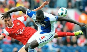 Christopher Samba, wanted by Fulham, has tangled with Blackburn Rovers' owners