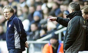 Micky Adams, Sheffield United's new manager, at a Coventry game