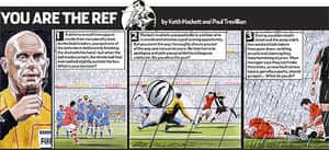 You are the ref: Henning Ovrebo