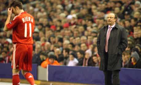 Soccer - UEFA Europa League - Round of 32 - First Leg - Liverpool v Unirea Urziceni - Anfield