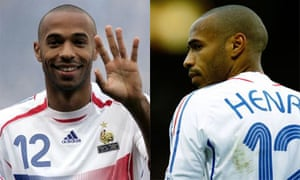 The two stages of Thierry