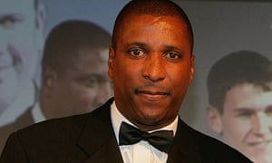 Viv Anderson - scared of ghosts, but not aliens