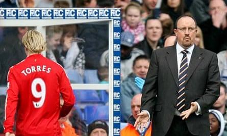 Torres substituted at Birmingham