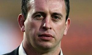 The Bradford Bulls head coach Steve McNamara
