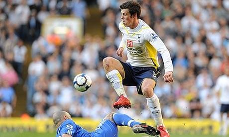 5dc0bd61b Gareth Bale and Tottenham slice through Chelsea s title pretensions