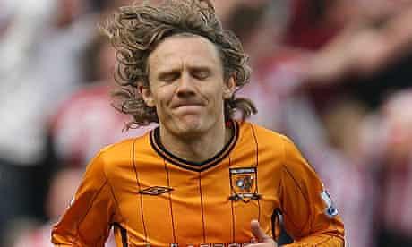 Jimmy Bullard, Hull City
