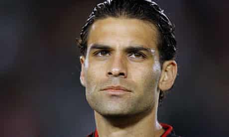 Mexico World Cup squad, Rafael Marquez
