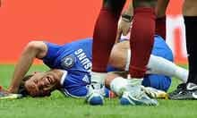 Chelsea's Michael Ballack during the FA Cup final