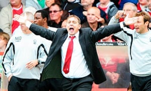 Billy Davies, Nottingham Forest manager