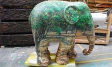 Graeme Le Saux's elephant