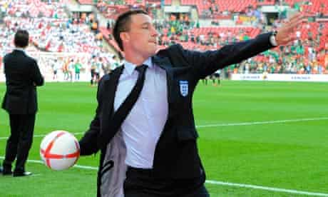 John Terry of England