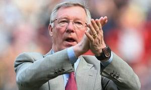 Sir Alex Ferguson, Manchester United manager