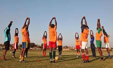 Pekwa All Stars, Soweto