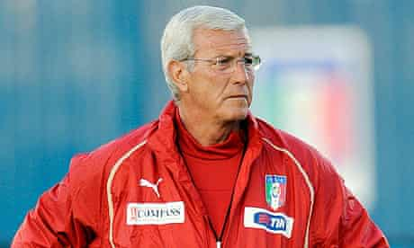 Marcello Lippi, Italy, World Cup 2010