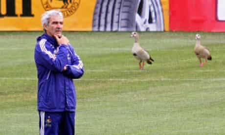 Raymond Domenech, France coach