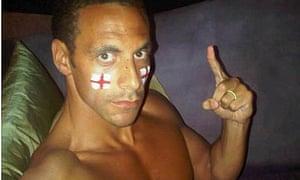 Rio Ferdinand's TweetPhoto picture