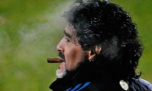 Diego Maradona, Argentina coach