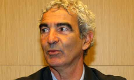 World Cup 2010 Raymond Domenech Fails To Take Blame For France Fiasco France The Guardian
