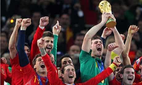 Netherlands vs Spain
