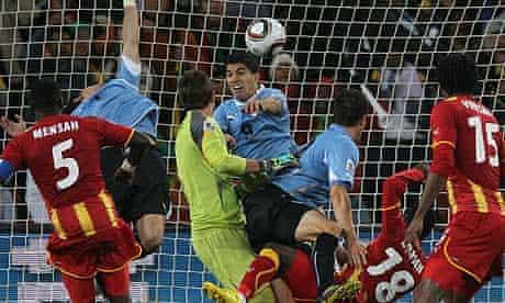 Luis Suarez, Uruguay