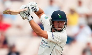 Adam Lyth skips beyond 1,000 runs to boost Yorkshire hopes ...