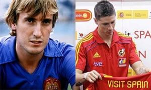 Antonio Maceda and Fernando Torres