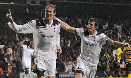 Peter Crouch/Gareth Bale