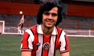 Alex Sabella in Sheffield United