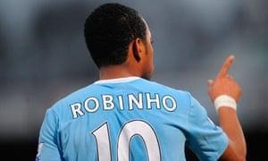 Robinho, Manchester City to Milan
