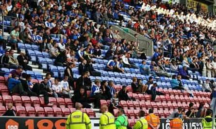Wigan Athletic v Chelsea