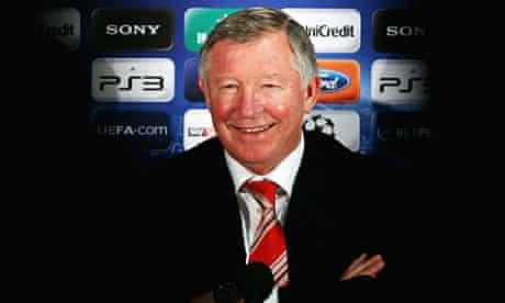 Sir Alex Ferguson KBE OBE FFS